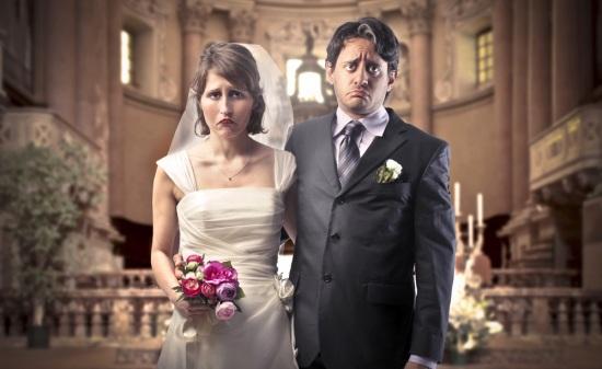 Трагически свадьбы